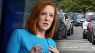 Colonial Pipeline shutdown: Psaki says gas supply will take 'a few days to get back to normal'