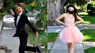 Masks and gowns: Schools suit up for first prom season since 2019