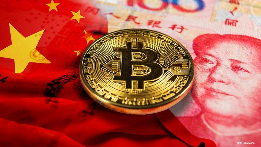 Bitcoin, Ethereum, XRP tumble on China crackdown