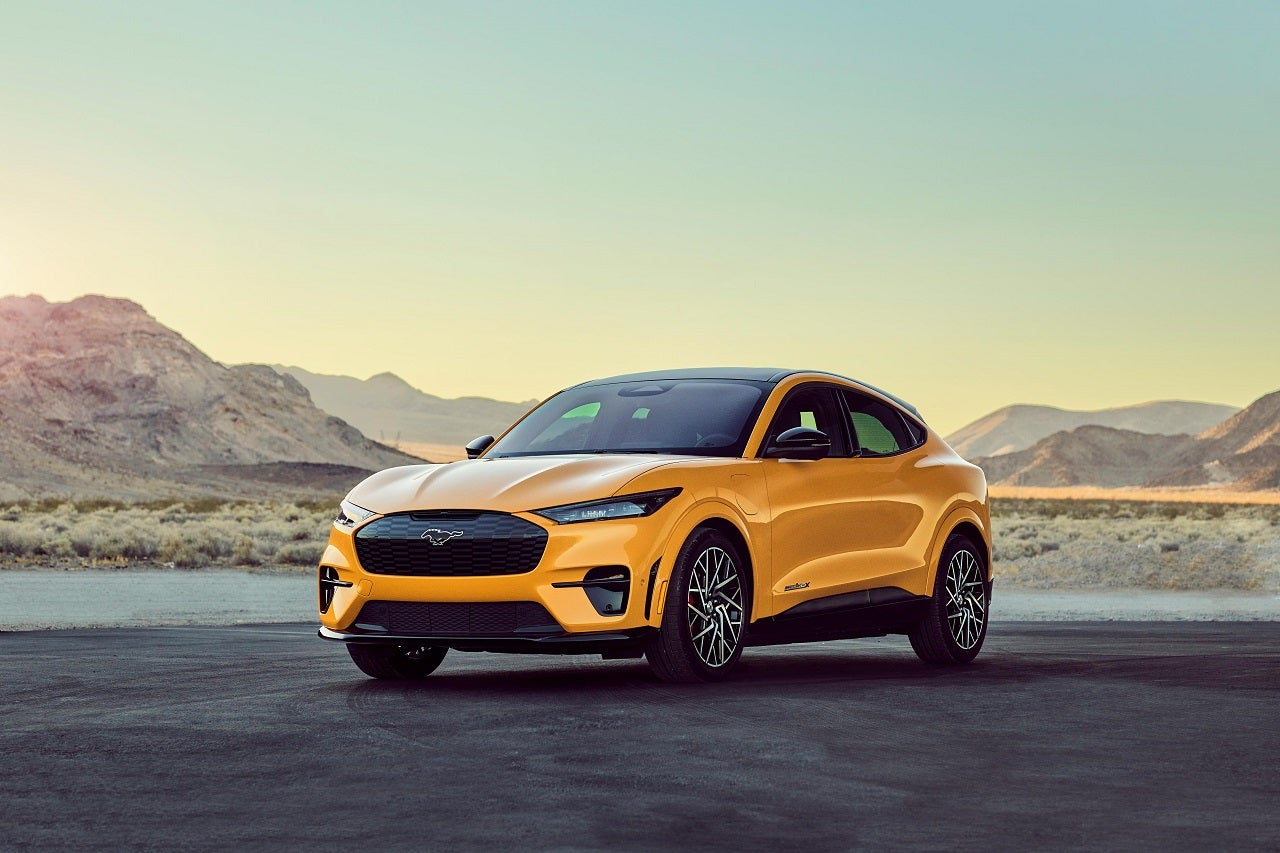 Ford electric vehicle sales surge 184% in May, overall autos up 4.1%