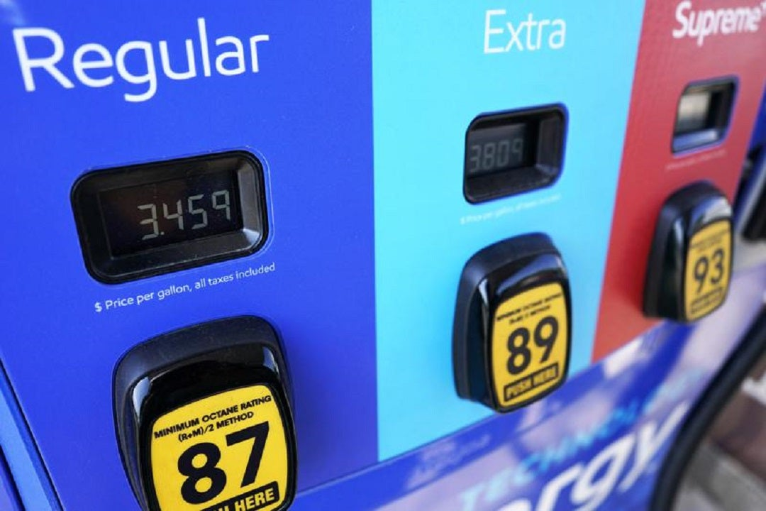 Are gas prices finally falling?