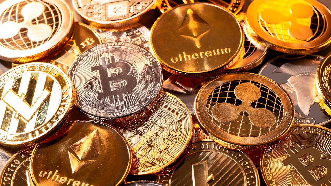 Cryptocurrency crackdown would raise tens of billions for infrastructure plan
