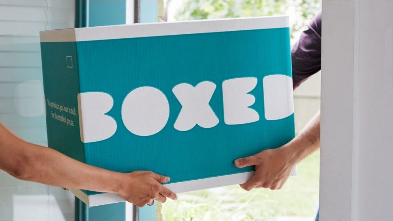 Online grocer Boxed to go public through SPAC deal