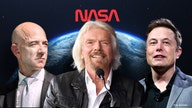 NASA 'keeping eye' on Jeff Bezos and other space astronaut billionaires