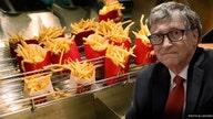 Bill Gates is a potato farmer, hoeing for McDonalds fries