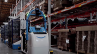 Amazon's new robotic recruits aim to reduce workplace injuries