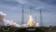 SpaceX launches GPS satellite aboard reused rocket for US Space Force