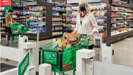 Amazon's cashierless checkout coming to grocery store for first time near Seattle