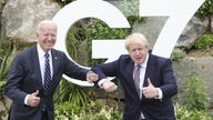 G-7 leaders hammer out a global minimum tax for companies. Here's how it would work