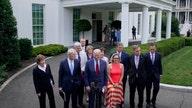 Biden, bipartisan senators reach deal on $953B infrastructure compromise