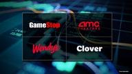 Clover Health, Wendy's join AMC, GameStop in meme mania