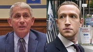 House republicans request emails between Zuckerberg and Fauci
