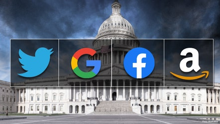 Parler CEO George Farmer: Big Tech's COVID censorship – it's so much worse than we thought