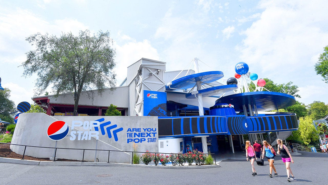 Pepsi opens new attraction at Hersheypark