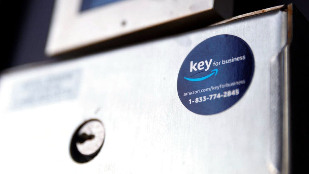 Amazon now has 'keys' to thousands of apartment buildings in the U.S.