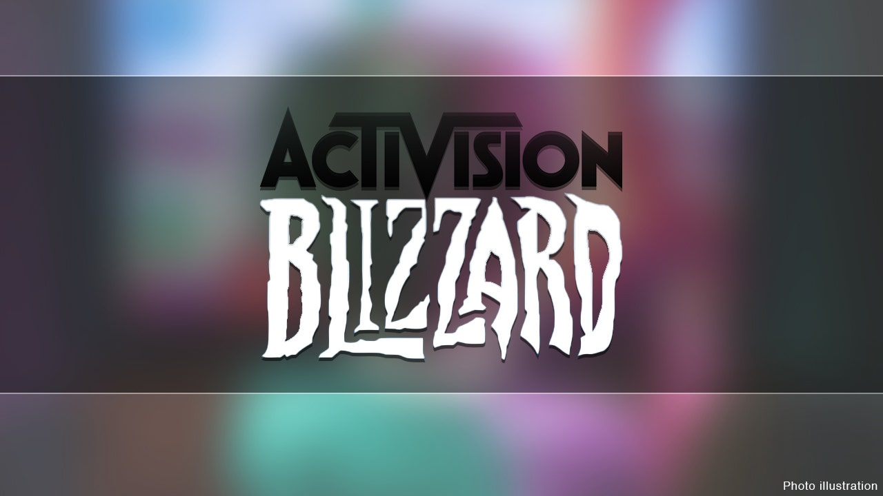 Activision stock slammed amid discrimination suit