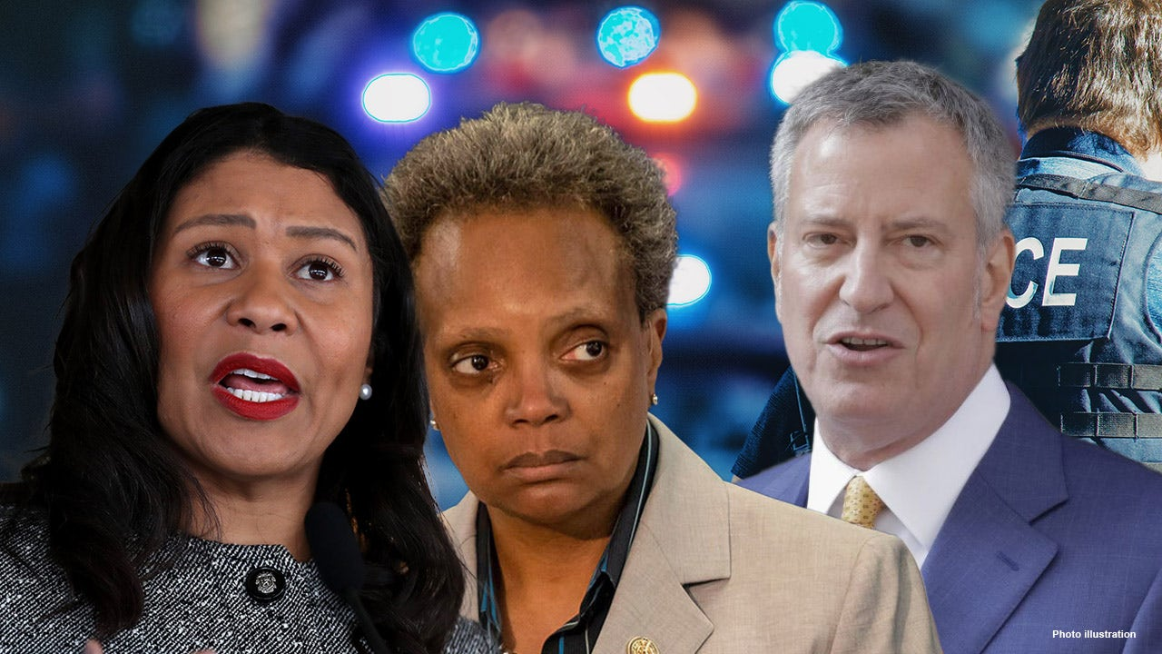 Dem mayors funding personal security as they push to defund the police