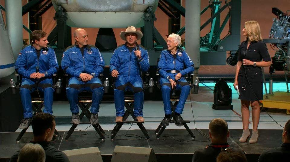 Democrats blast Jeff Bezos' space trip demand he pay 'fair share' of taxes – Fox Business