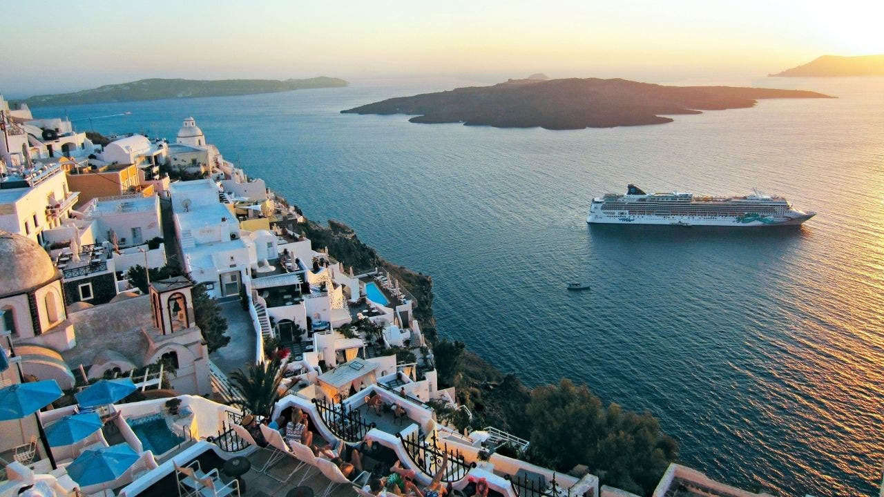 Norwegian Cruise Line is back in action with Greece sailings starting in August