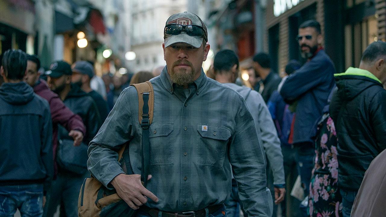 Matt Damon's 'Stillwater' banking on theaters-only release