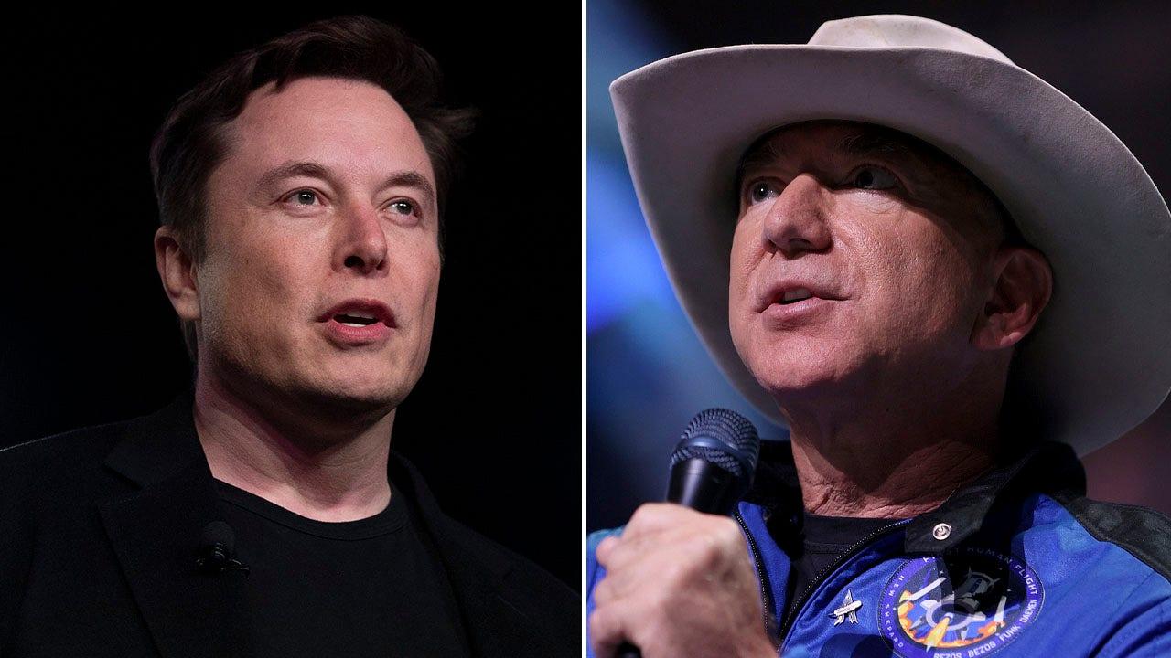 After SpaceX Inspiration4 success Bezos Musk have 'kumbaya' moment – Fox Business