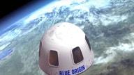 Retired astronaut on Bezos' Blue Origin launch: The door of private tourism space flight open