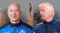 As Bezos returns to earth, House Democrat proposes taxing space flight