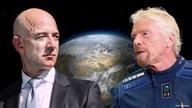 Blue Origin swipes at Virgin Galactic ahead of historic flight