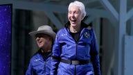 Wally Funk gives Jeff Bezos' Blue Origin spaceflight a lukewarm review