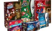 Kellogg's launches 'Addams Family' cereal and snack boxes ahead of movie sequel