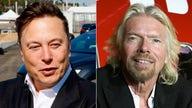 Elon Musk visited Richard Branson at 3 a.m. before spaceflight