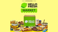 Meal kit delivery service HelloFresh launches online grocery store