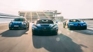 Bugatti merging with Croatian electric hypercar brand Rimac