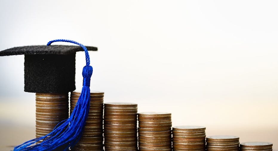 Average 10-year fixed student loan rates plummet to near record lows -- how to take advantage
