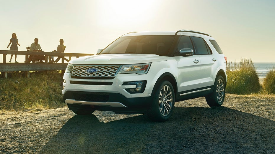 Ford Motor Company recalls SUVs and trucks following injury allegations