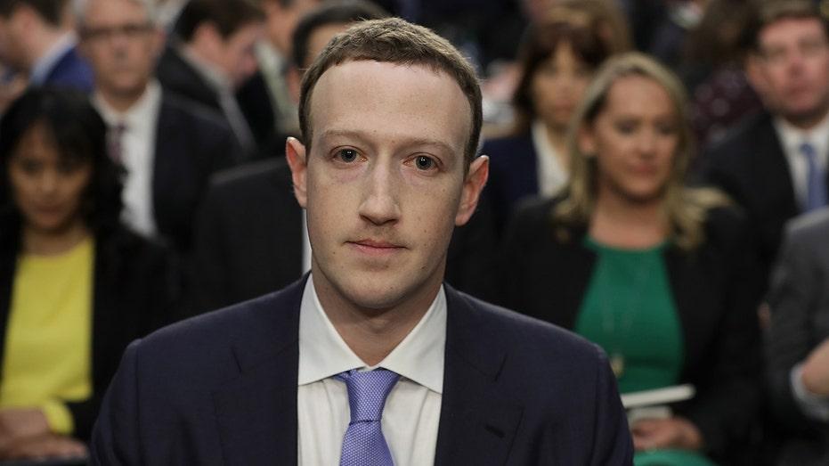 Facebook co-founder, Chairman and CEO Mark Zuckerberg
