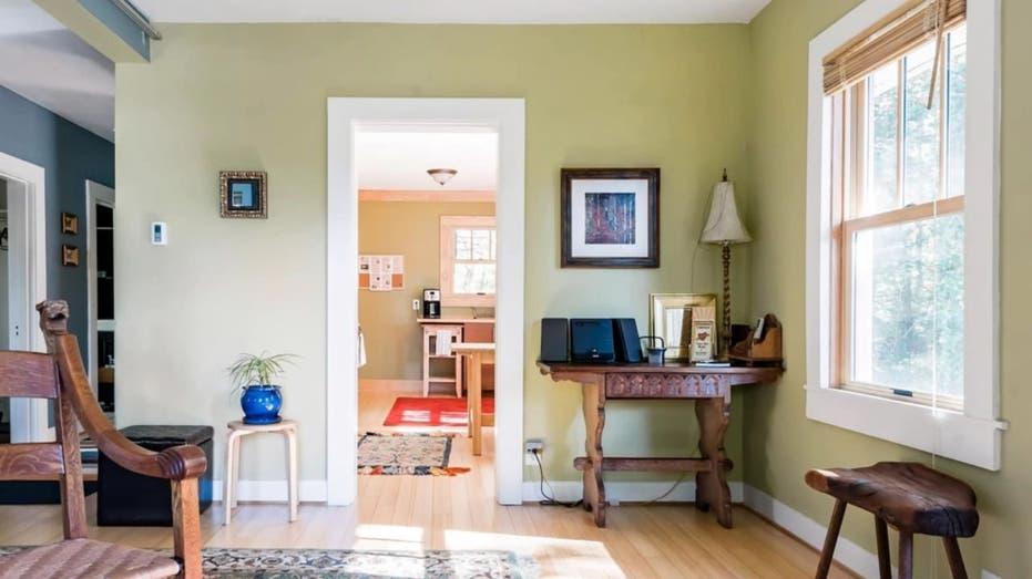 North Carolina Airbnb rental home