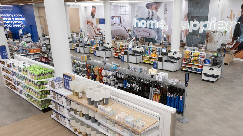 Bed Bath and Beyond's remodeled flagship in New York City