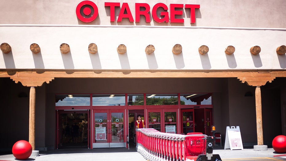 Target store in New Mexico