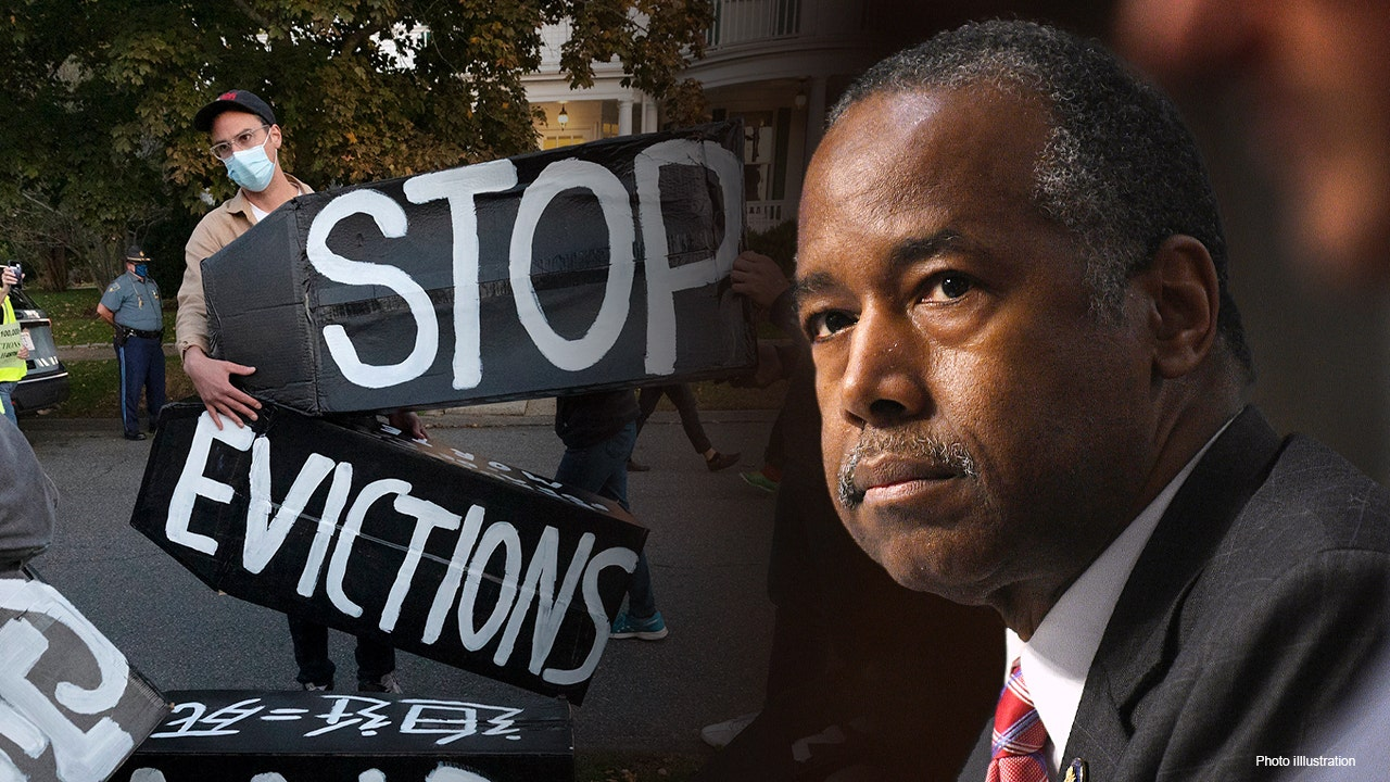 Eviction moratorium moves US towards 'totalitarian-type government': Ben Carson