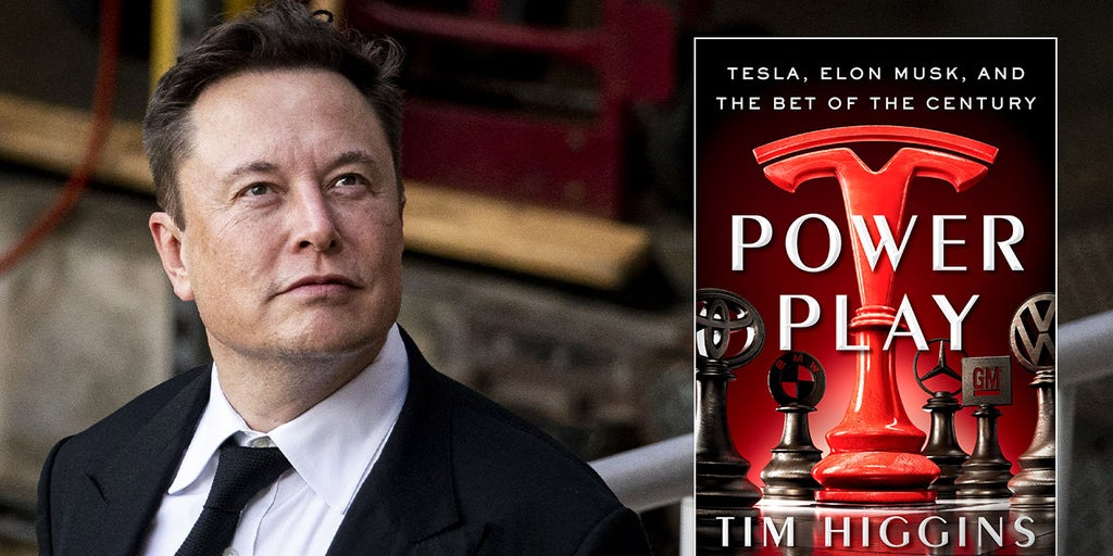 How Elon Musk drove Tesla's IPO over Wall St: 'Power Play: Tesla, Elon Musk,  and the Bet of the Century'   Fox Business
