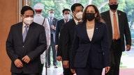 Kamala Harris says US will donate 1M Pfizer vaccine doses to Vietnam