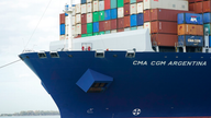 US trade deficit widened to record in June, showing strong pre-delta demand