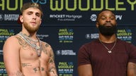 Jake Paul confident in clutching boxing match win against Tyron Woodley: 'I'm going to knock this guy out'