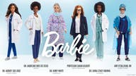 Barbie honoring real-life pandemic first responders with medical role model dolls