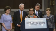 Bipartisan infrastructure legislation to add $256 billion to deficit, CBO says