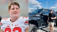 Mark Wahlberg Chevrolet scores endorsement from Ohio State football freshman Jack Sawyer