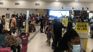 Spirit Airlines passengers reportedly stranded for over 30 hours with 'no sort of resolve'