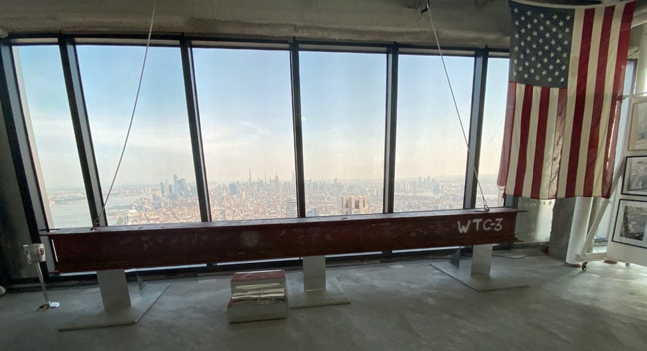 Each World Trade Center building is reinforced by a two-foot thick concrete core and steel columns and outfitted with wide emergency staircases and high-standard air circulation and filtration systems.