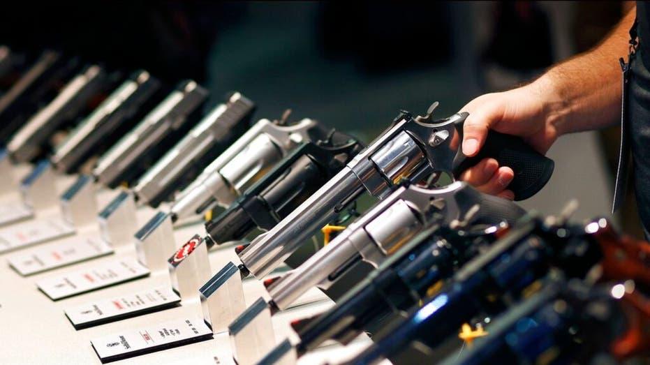 guns firearms handguns